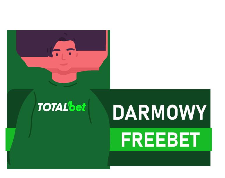 darmowy freebet w totalbet