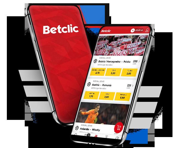 betclic aplikacja